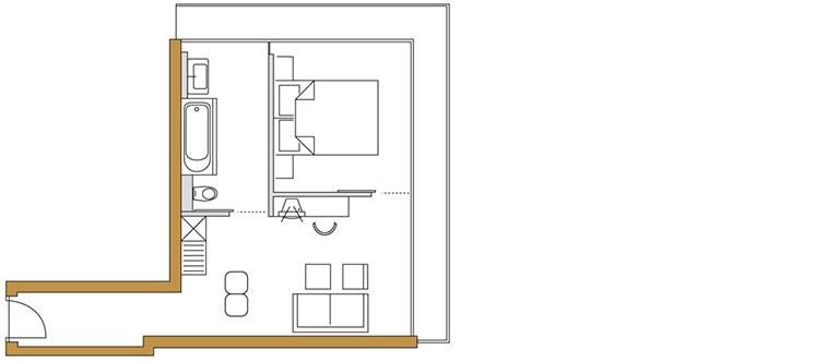Panorama Suite (42m²)