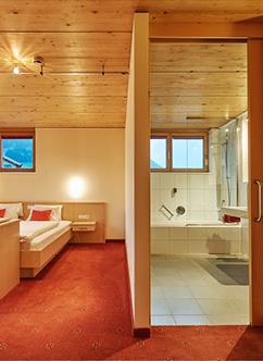 Wohlfühlzimmer (32m²)