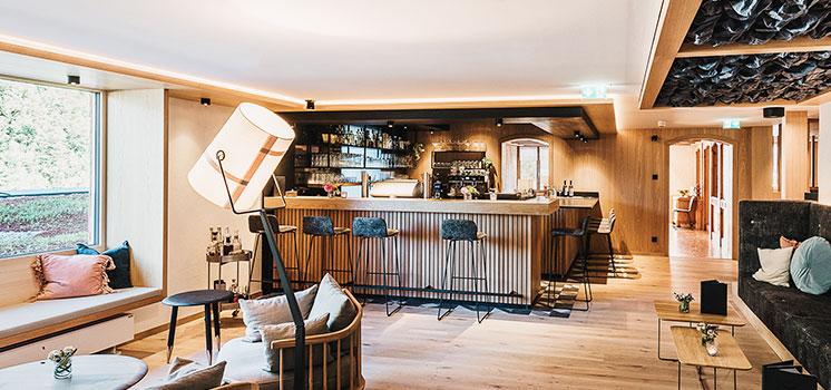 5er Bar im Hotel Adler